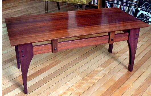 Meubles et objets de bois marc boucher artisan b niste for Huile de lin meuble