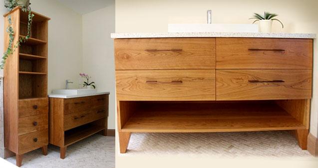 meubles et objets de bois marc boucher artisan ebeniste With meuble lavabo bois massif 15 meubles et objets de bois marc boucher artisan ebeniste